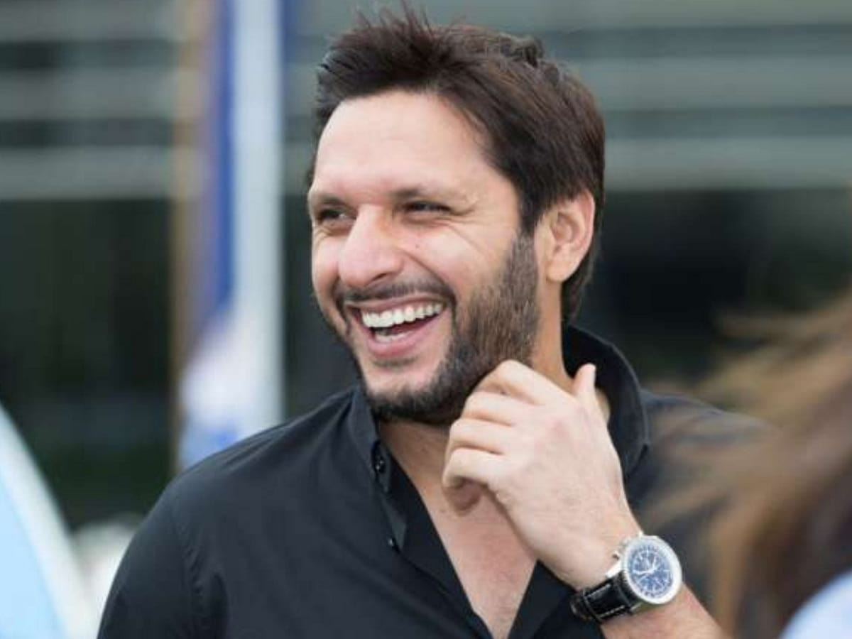 Shahid Afridi reveals list of all-time players that 'fascinate' him