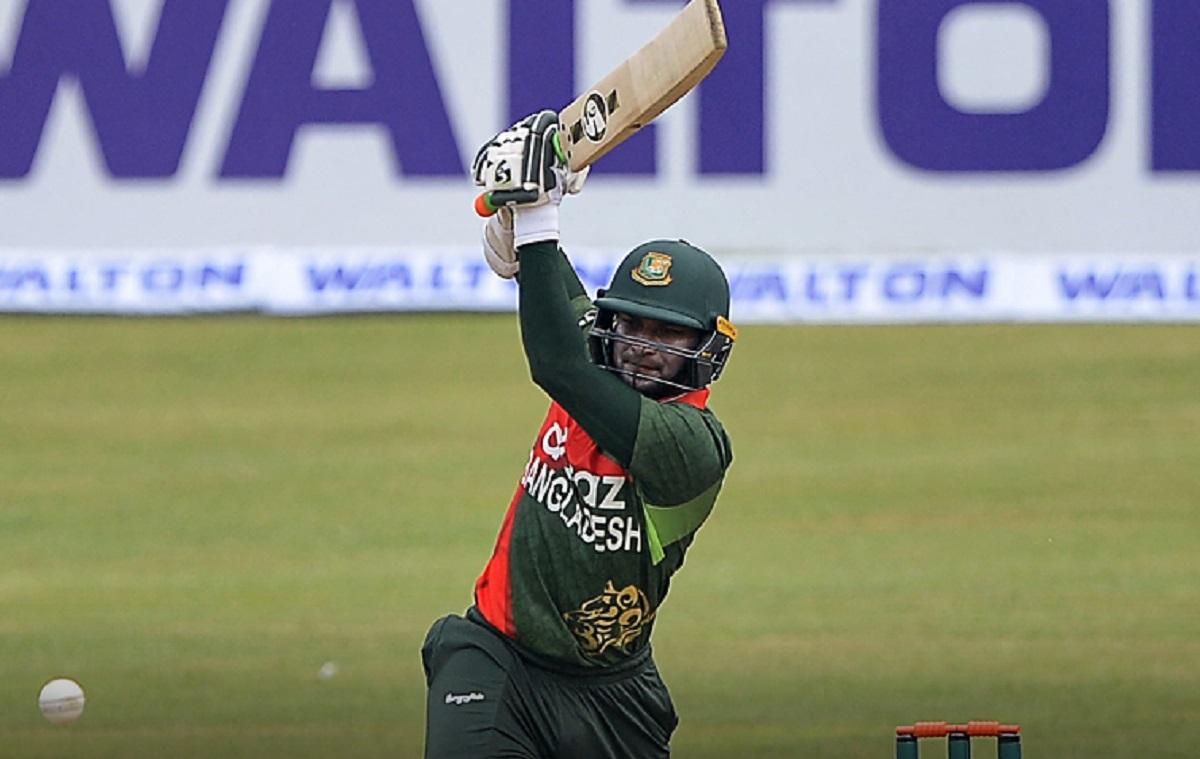 Cricket Image for ZIM vs BAN: बांग्लादेश ने दूसरे वनडे में जिम्बाब्वे को हराकर जीती सीरीज, शाकिब अल
