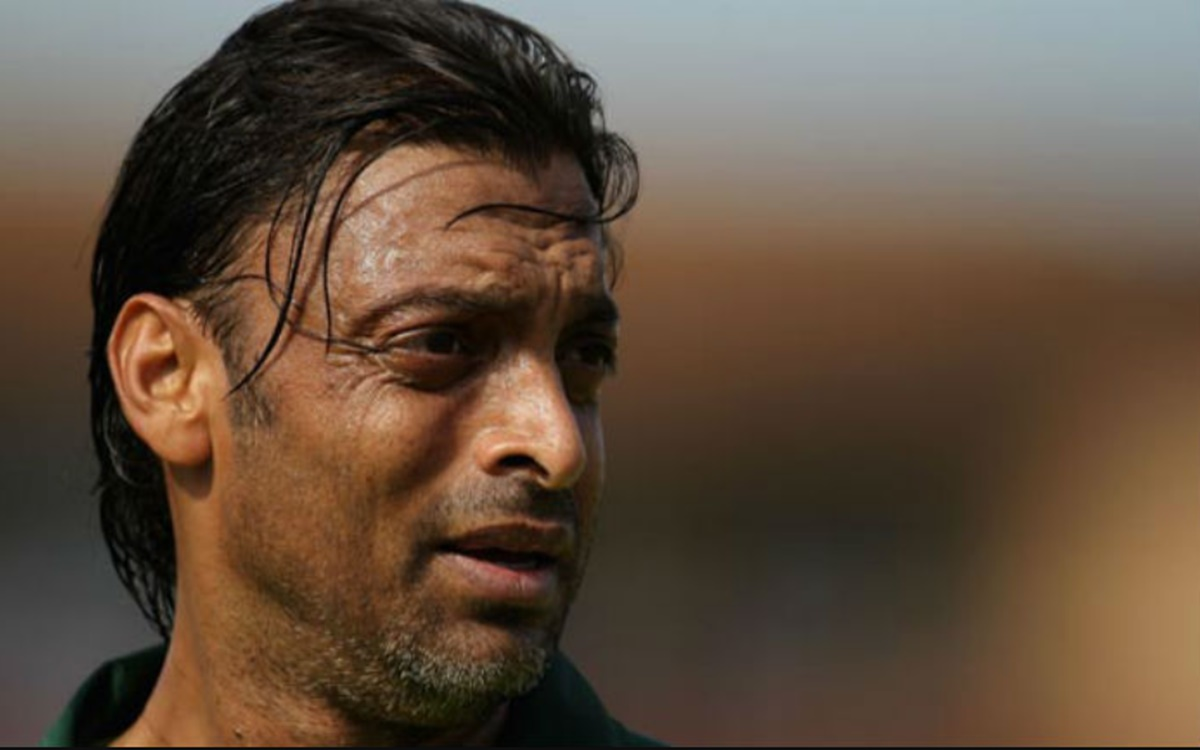Cricket Image for Shoaib Akhtar All Time Odi Xi 4 Indian Cricketer In His List