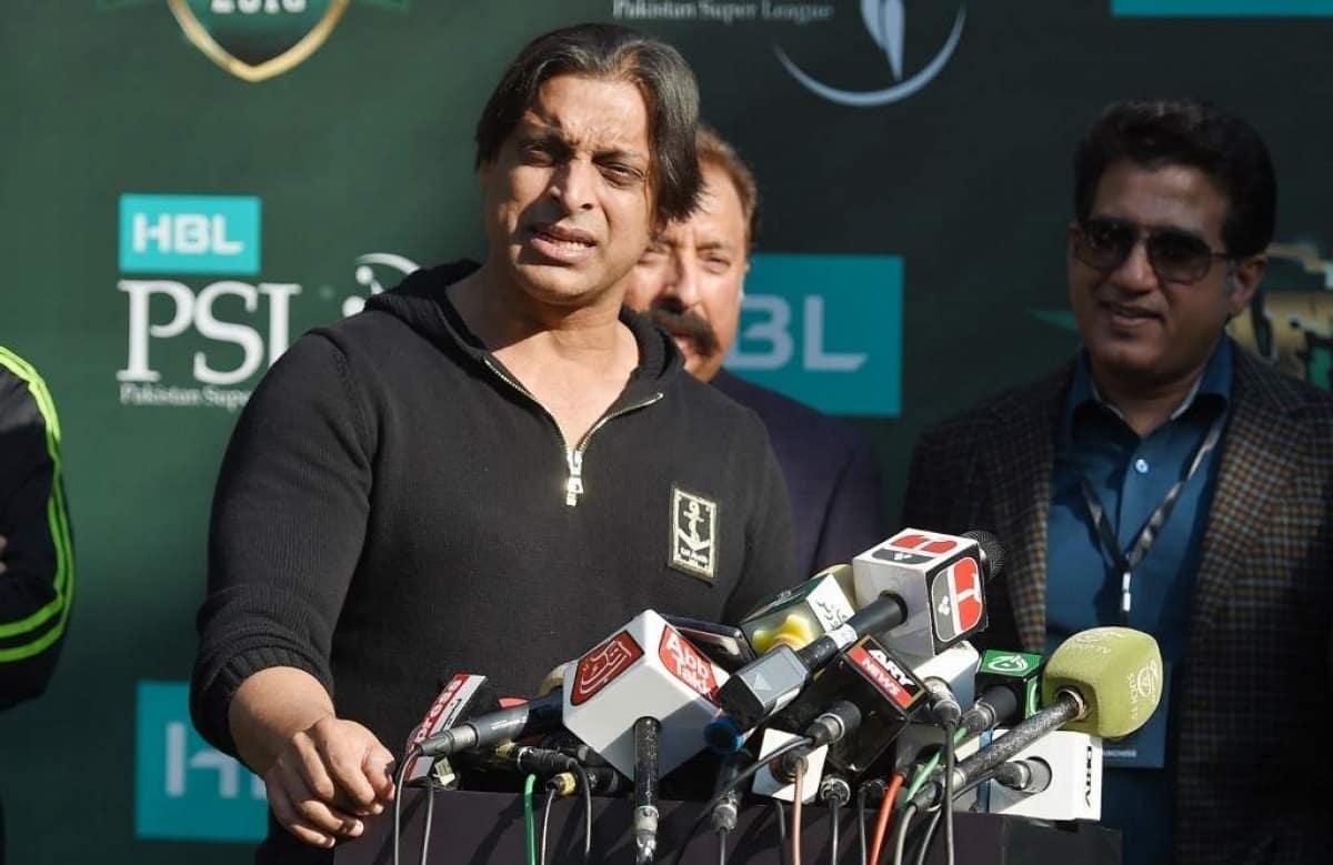 Shoaib Akhtar blasts on Babar Azam after Pakistan's embarrassing defeat