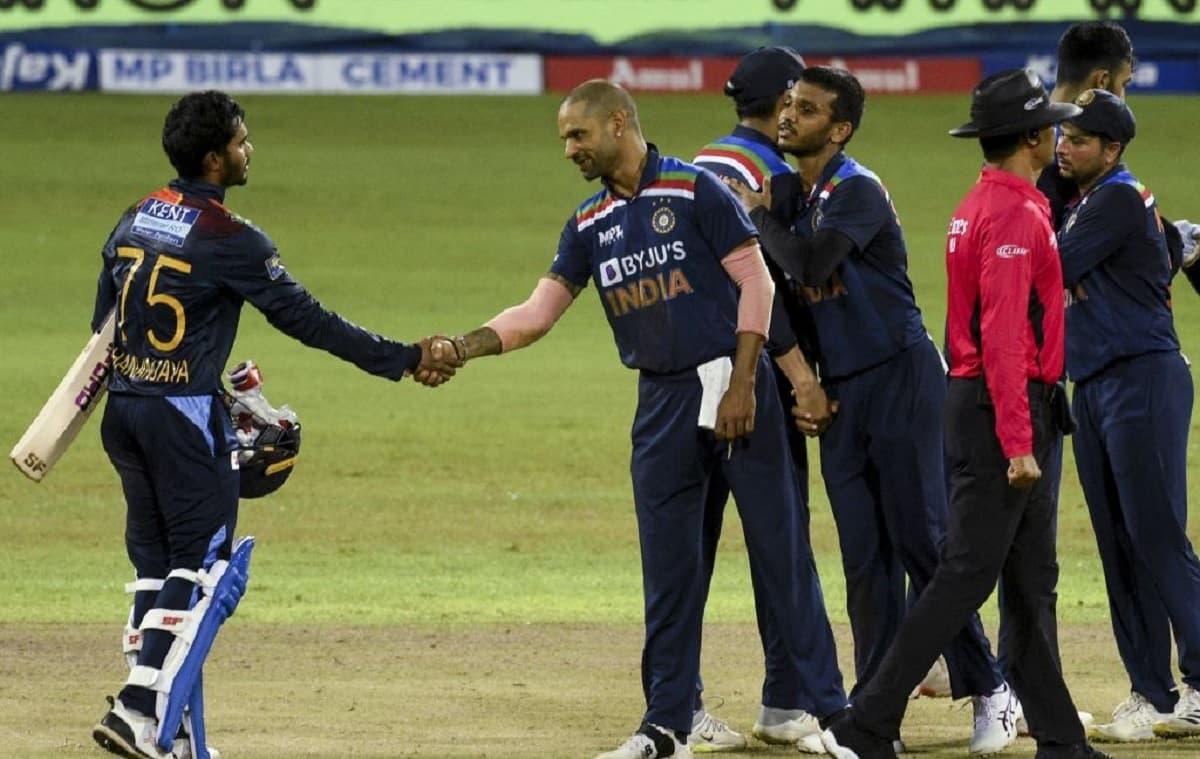 Cricket Image for SL vs IND: श्रीलंका ने तीसरे टी-20 में भारत को 7 विकेट से रौंदा, 13 साल बाद जीती स