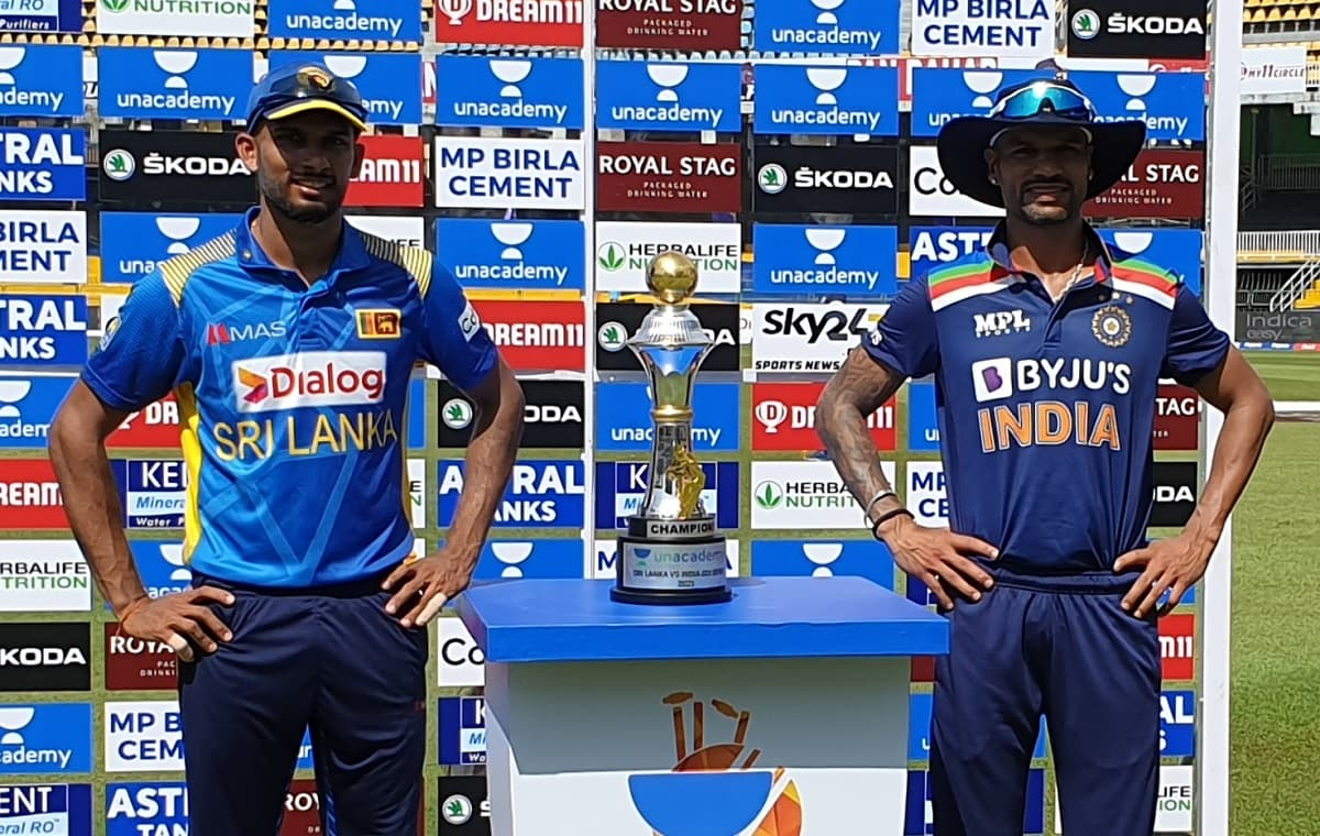 Sri Lanka opt to bat first against Indian in second odi
