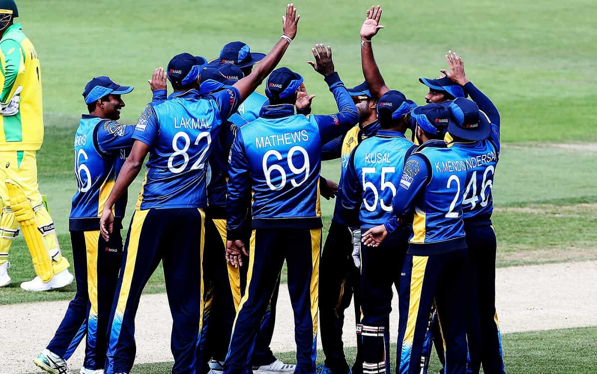 Cricket Image for Sri Lankan Cricket Team Data Analyst Gt Niroshan Has Tested Positive For Covid 19