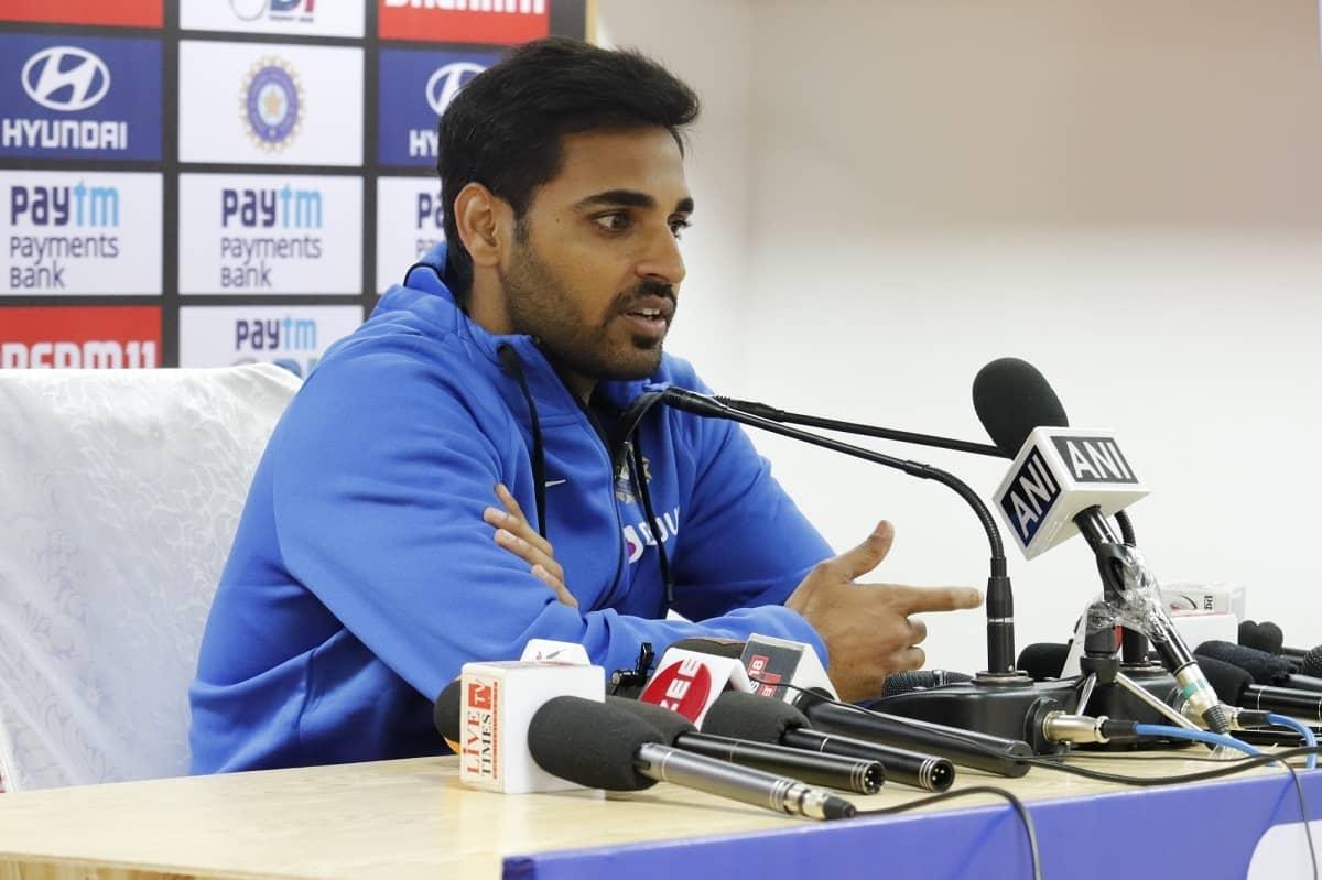 Yet To Plan Against Unknown Sri Lanka Squad, Says Bhuvneshwar Kumar