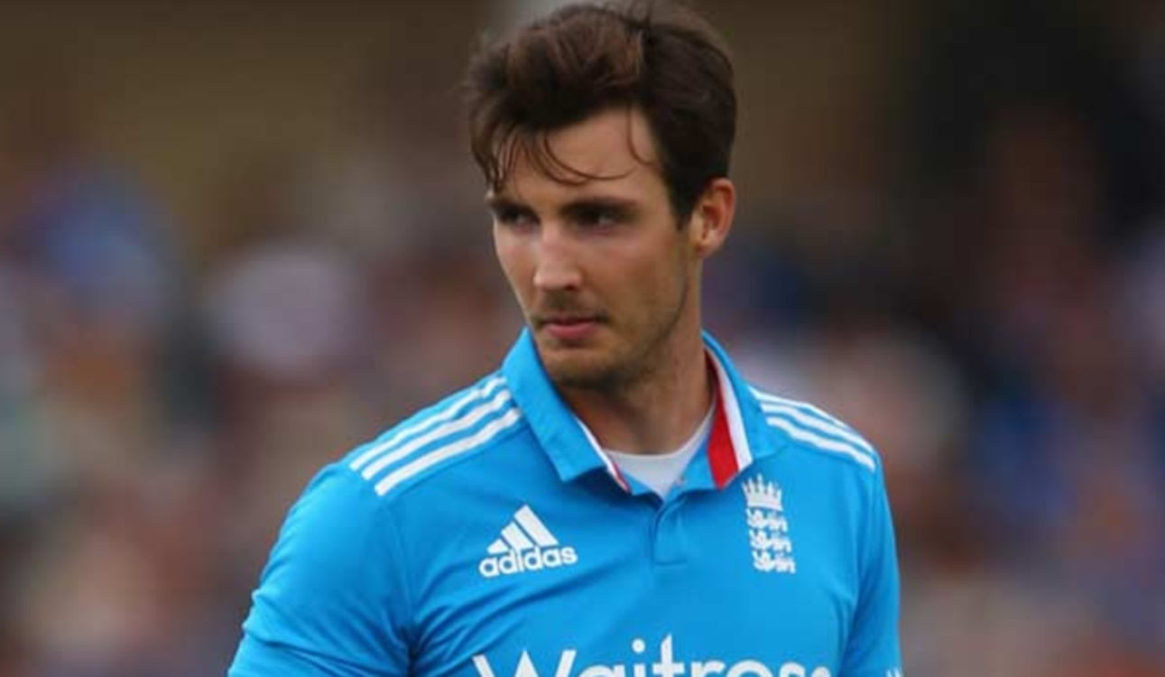 Cricket Image for Steven Finn All Time XI Pietersen McCullum and Gilchrist in his list