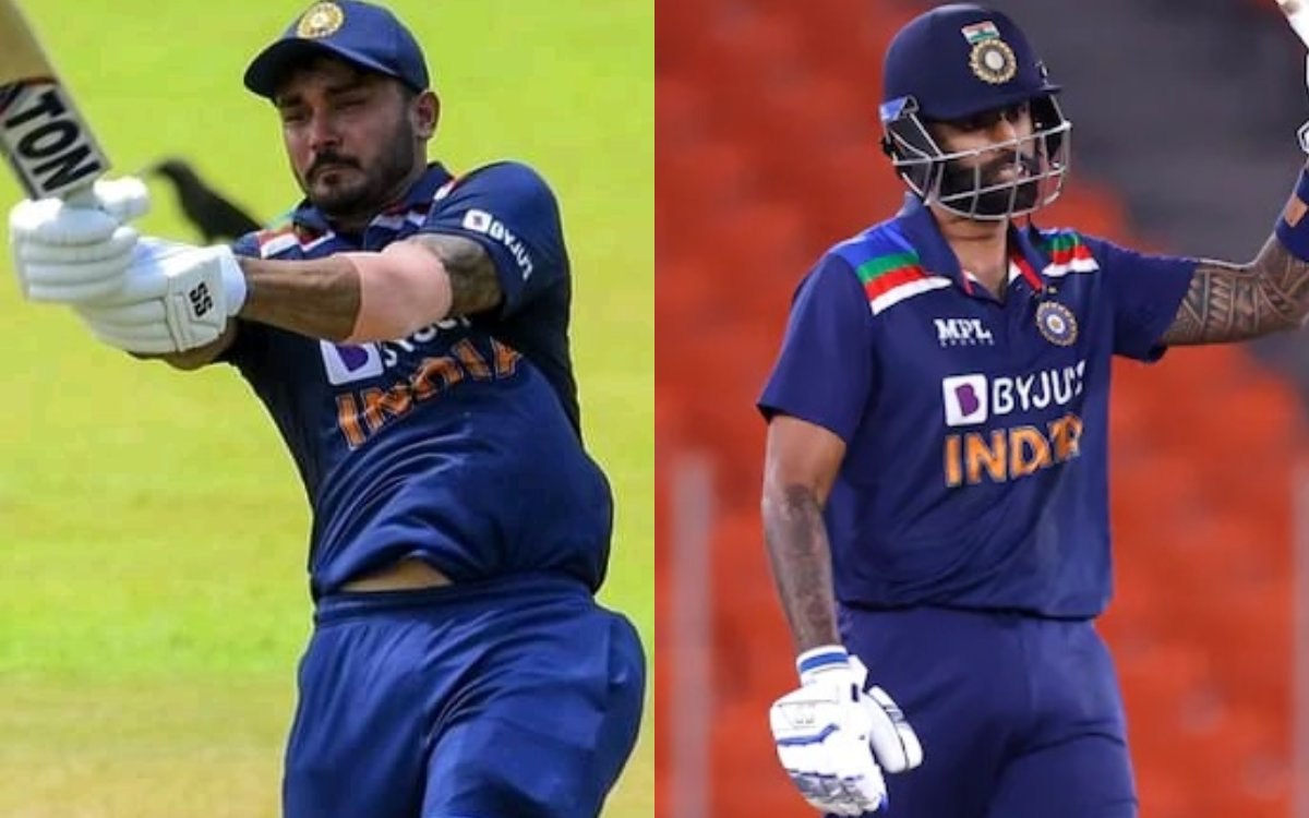 Cricket Image for India tour of Sri Lanka: भुवनेश्वर की टीम ने धवन की टीम को हराया, सूर्यकुमार यादव
