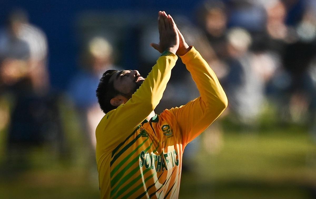 Cricket Image for IRE vs SA: तबरेज शम्सी के चौके से पस्त हुई आयरलैंड, साउथ अफ्रीका ने 33 रनों से जीत
