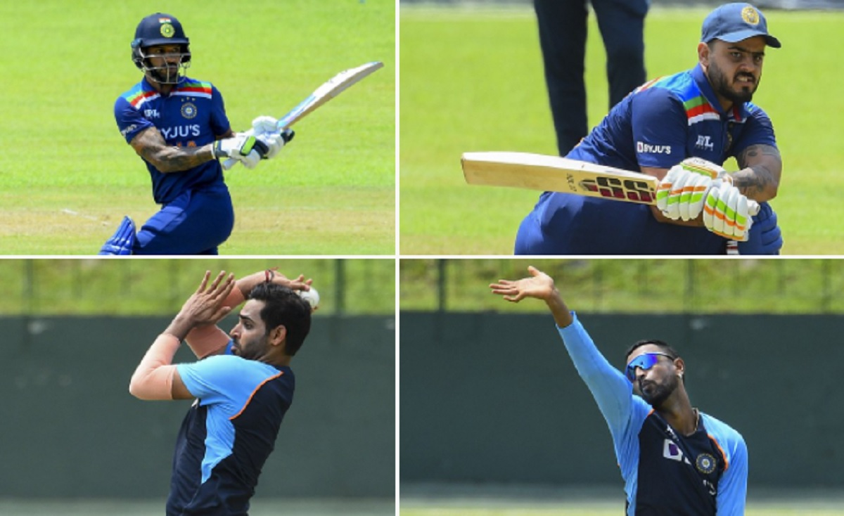 Team India Intra Squad Game in Colombo, Watch Video