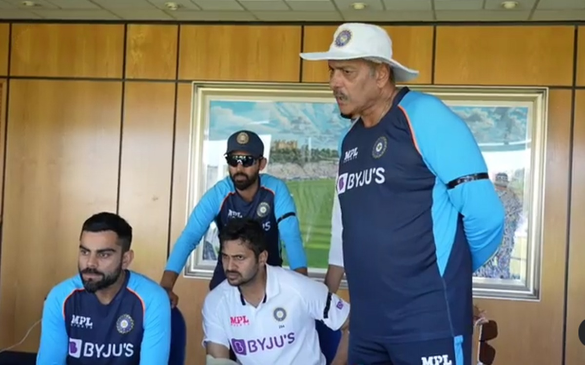 Cricket Image for Team India In Durham Cheered For Team India In Colombo Watch Video