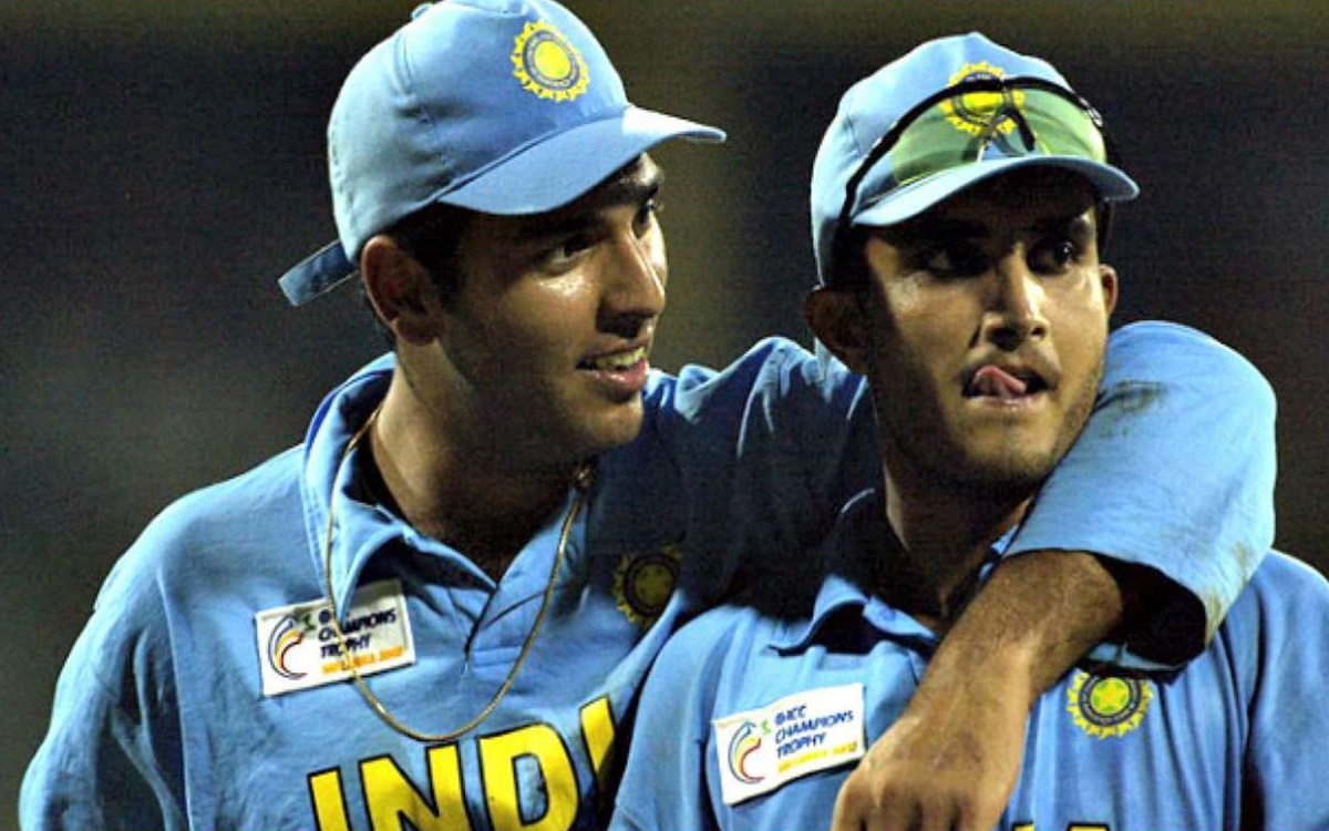 Cricket Image for Happy Birthday Sourav Ganguly The Captain Who Was Thrown Out Of Team India By The