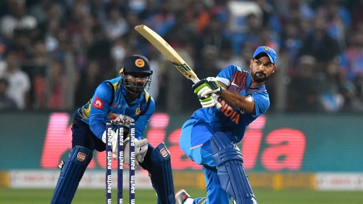Toss Report - India vs Sri Lanka