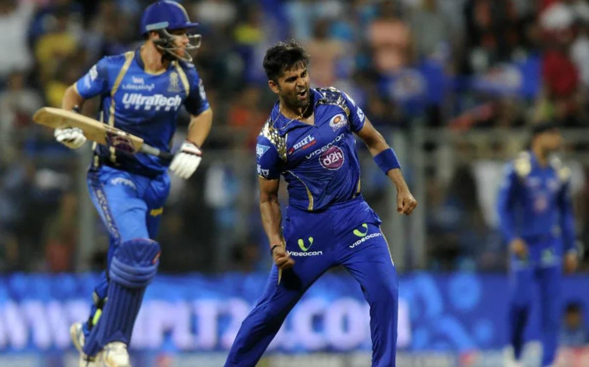 Cricket Image for Mumbai Indians के साथ जुड़े पूर्व भारतीय गेंदबाज विनय कुमार, मिली ये बड़ी जिम्मेदा