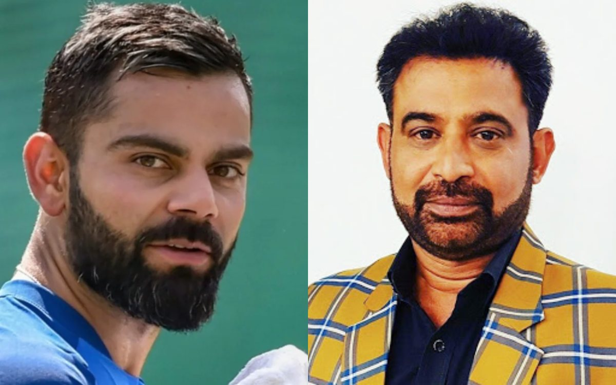 Cricket Image for Virat Kohli And Chief Selector Chetan Sharma Clashed Because Of This Player