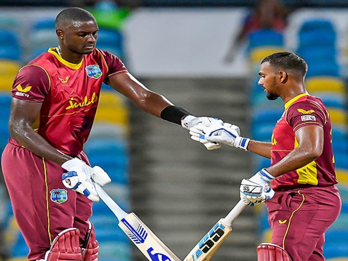 WI vs AUS - West Indies beat Australia by 4 wickets in 2nd ODI