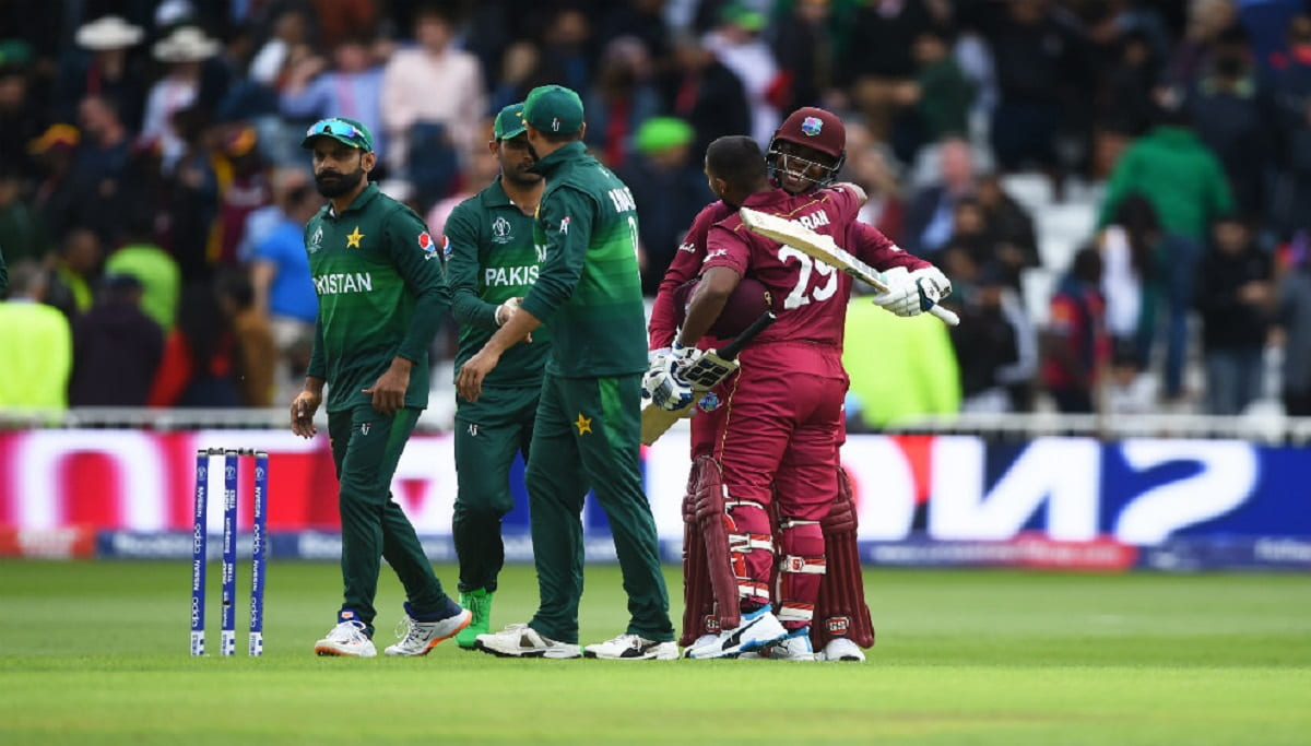 WI vs PAK - Pakistan win the toss and elect to bowl first in 1st t2oi