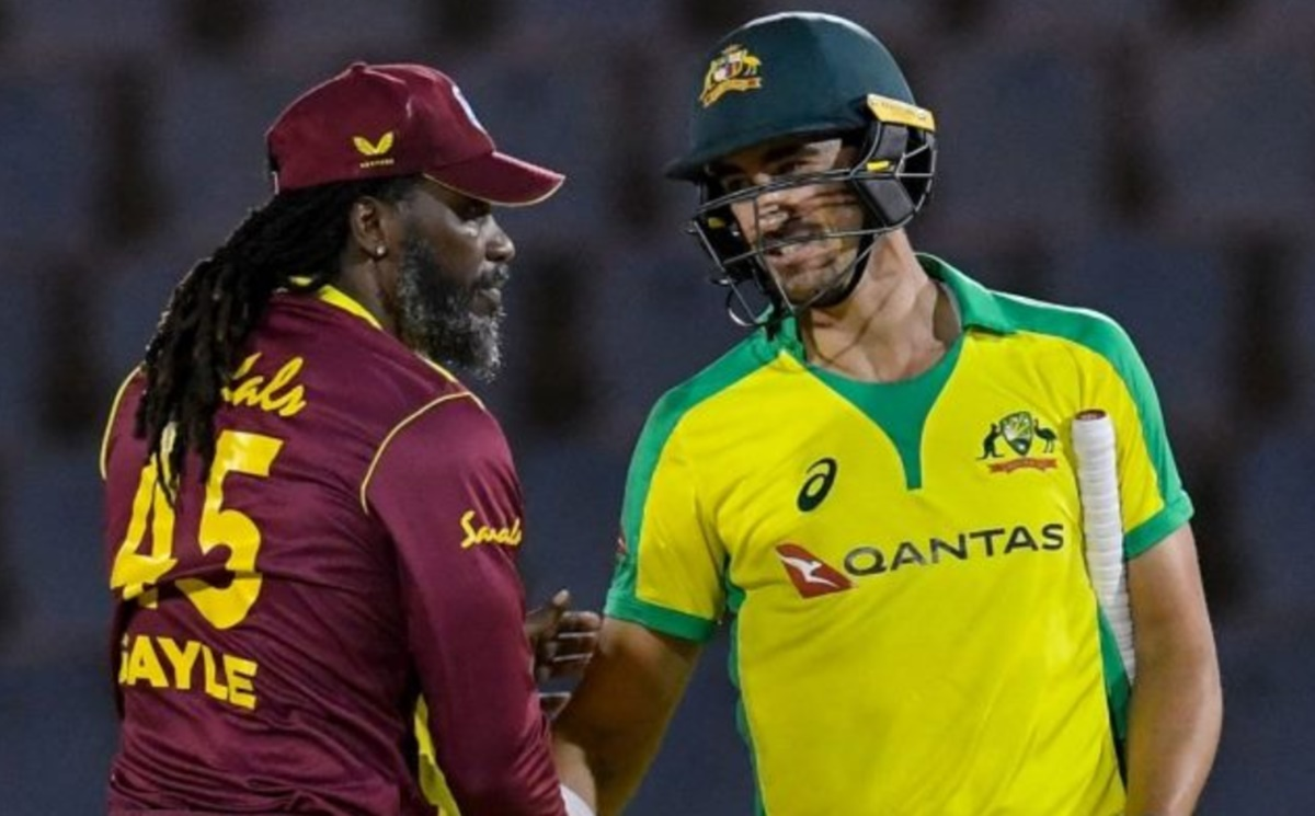 Cricket Image for West Indies Vs Australia Second Odi Has Been Suspended Due To Covid Case