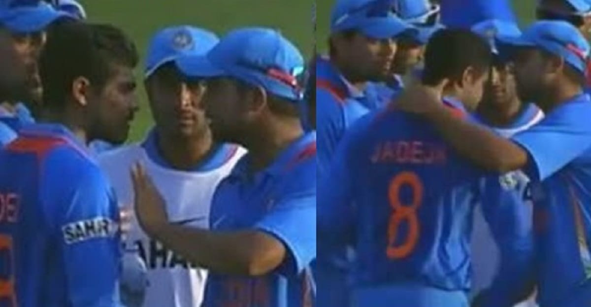 When Ravindra Jadeja had a heated argument with Suresh Raina over a dropped catch