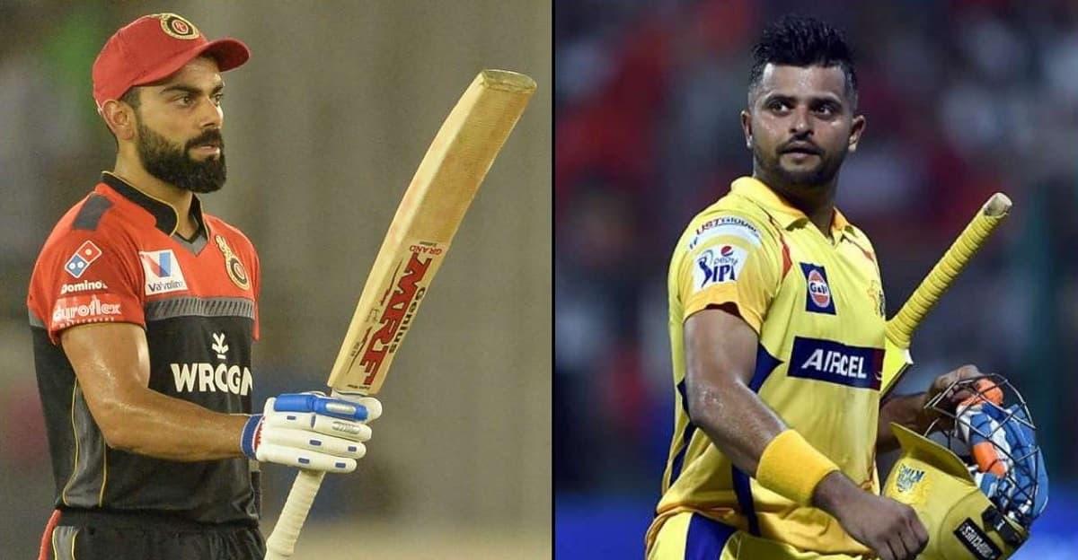 You're talking about an ICC trophy but he hasn't even won an IPL yet, Suresh Raina on Virat Kohli's