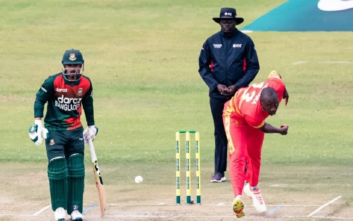 Cricket Image for बांग्लादेश, जिम्बाब्वे टी-20 सीरीज के शेड्यूल में हुआ बदलाव,अब 22 को होगा पहला मैच