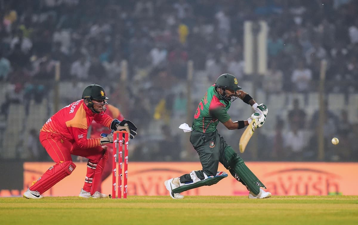 Zimbabwe have won the toss and have opted to field againt Bangladesh in first T20I