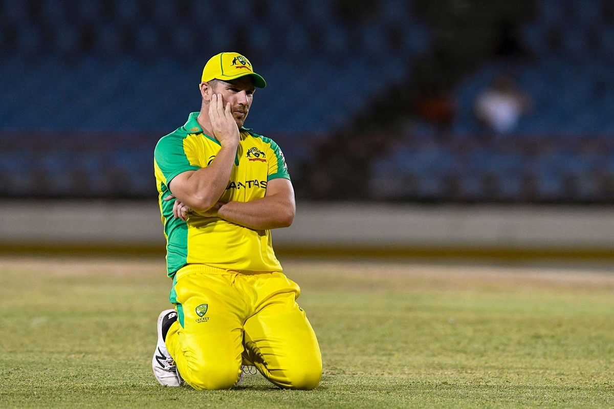 Cricket Image for Aaron Finch Ruled Out Of West Indies Tour And Series Against Bangladesh