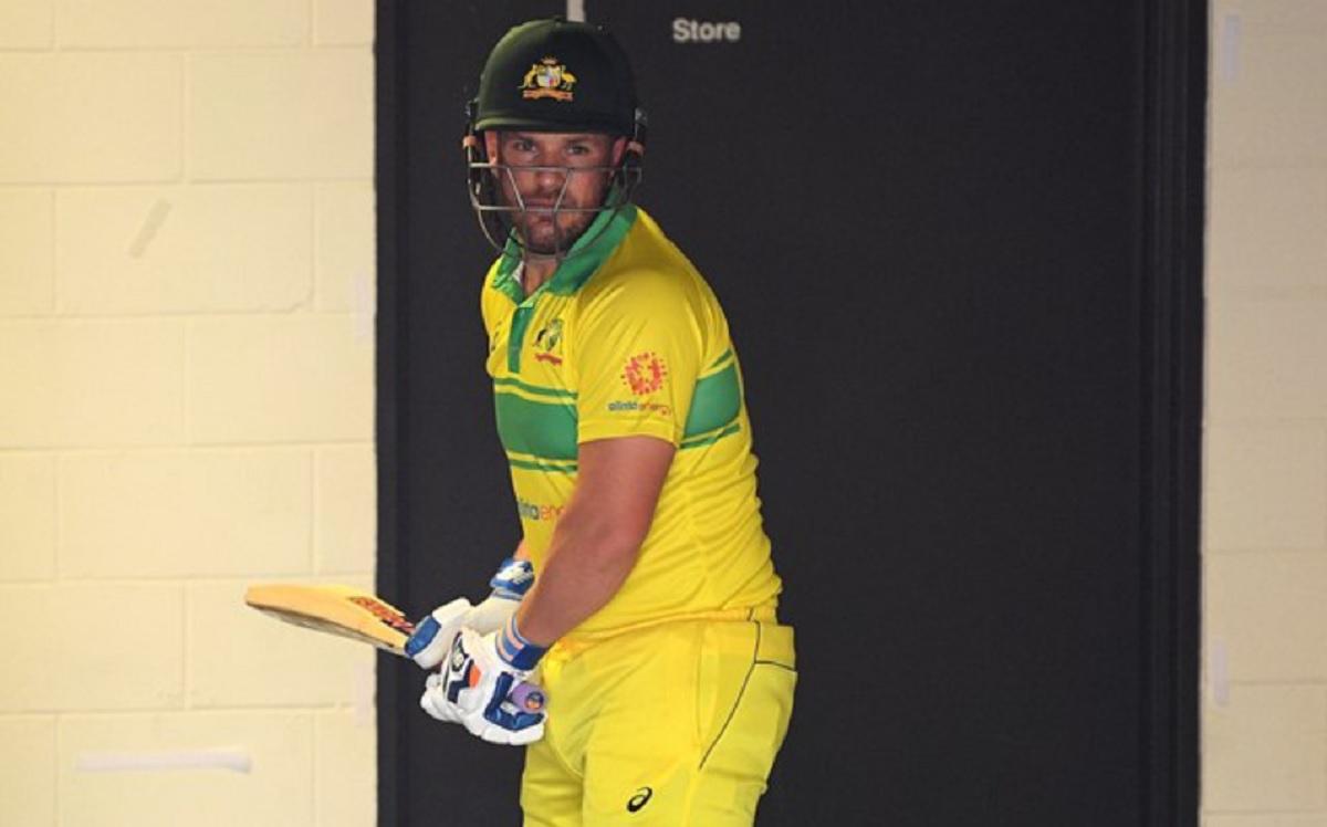 aaron finch West Indies vs Australia t20i series