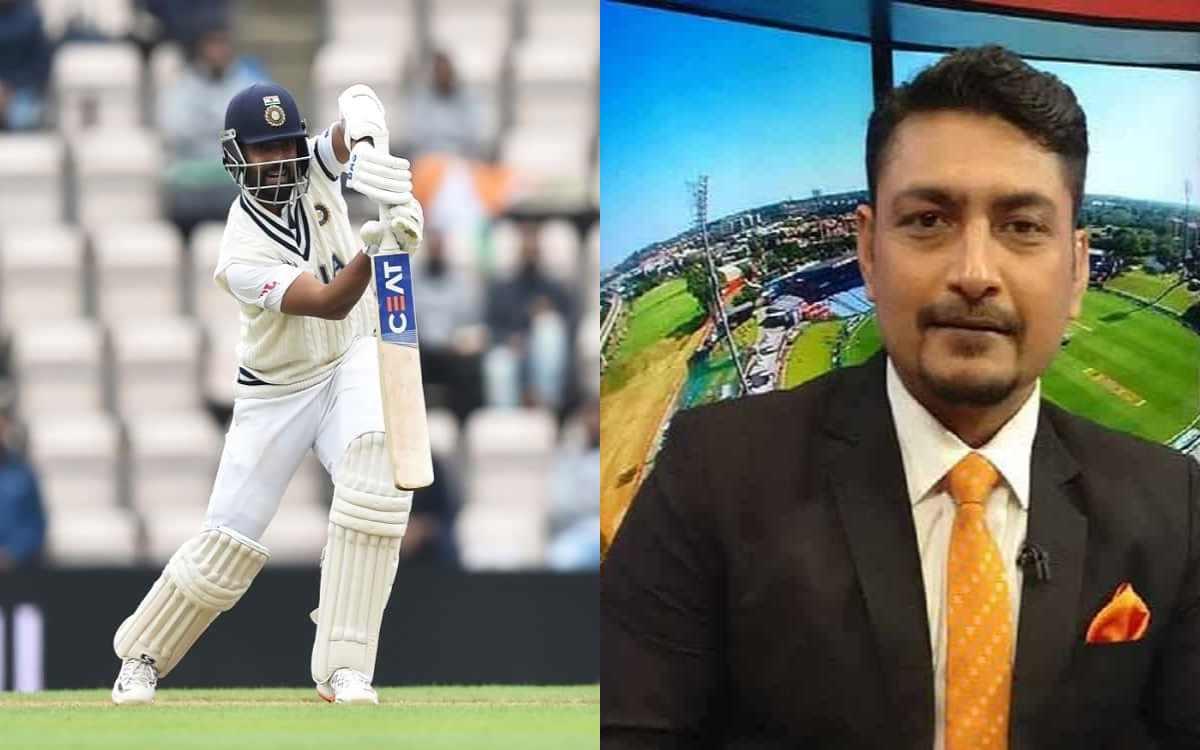 Cricket Image for Former Batsman Deep Dasgupta Remembers Ajinkya Rahane Centuries