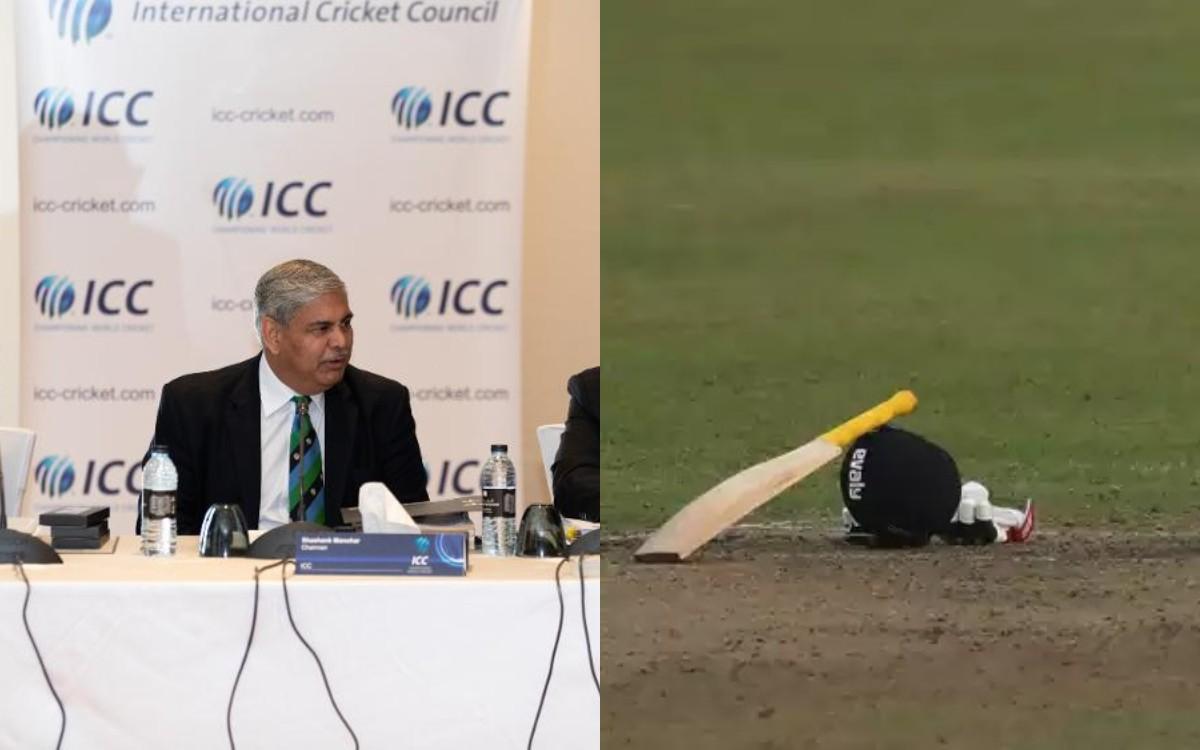 Cricket Image for क्रिकेट पर फिर साया मैच फिक्सिंग का साया, आईसीसी ने 2 खिलाड़ियों पर लगाया 8 साल का