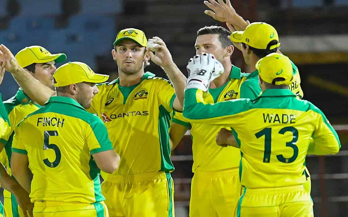 Cricket Image for Australia May Get A Big Setback In Odi Series Against West Indies After Captain Aa