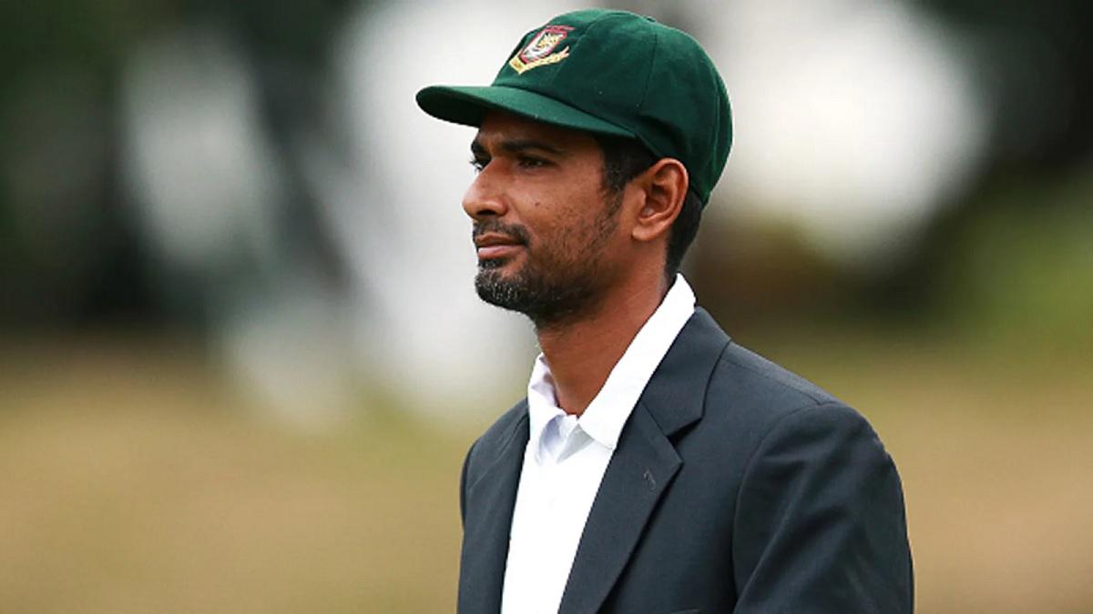 Cricket Image for Bangladesh Dedicate Zimbabwe Test Win To Mahmudullah, Says Shadman Islam