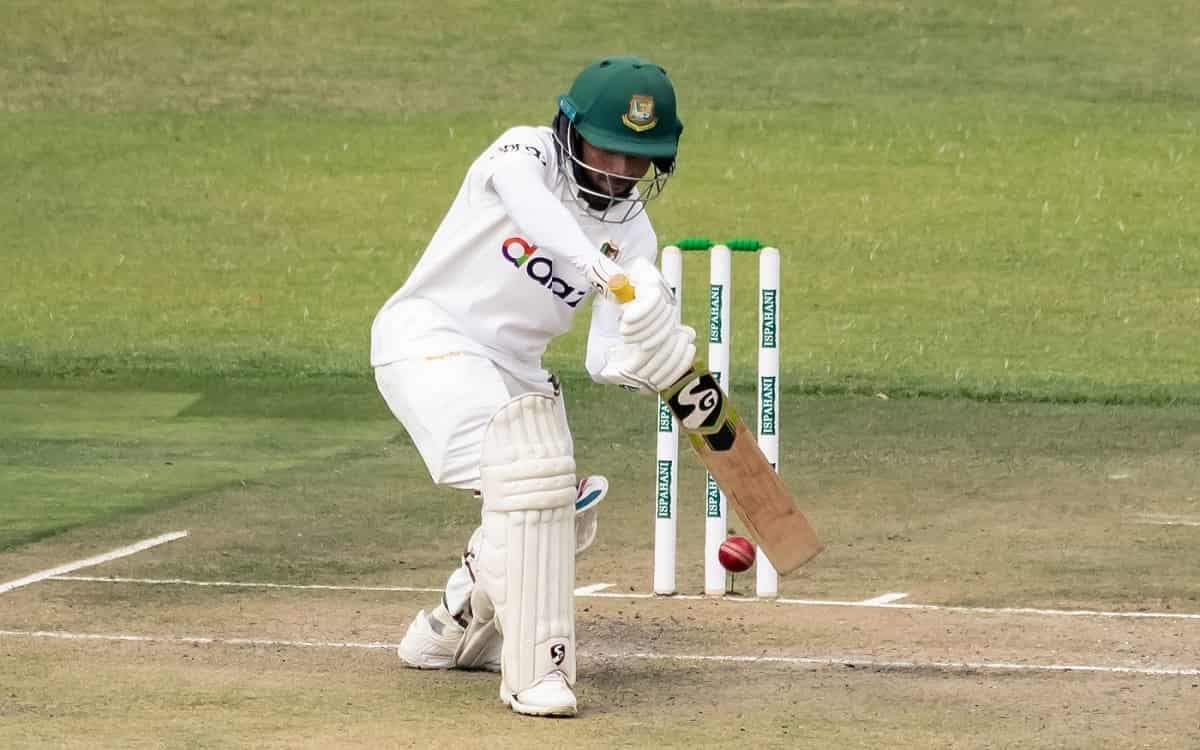 Cricket Image for Bangladesh Scored 294 Runs Against Zimbabwe On The First Day Losing 8 Wickets Thre