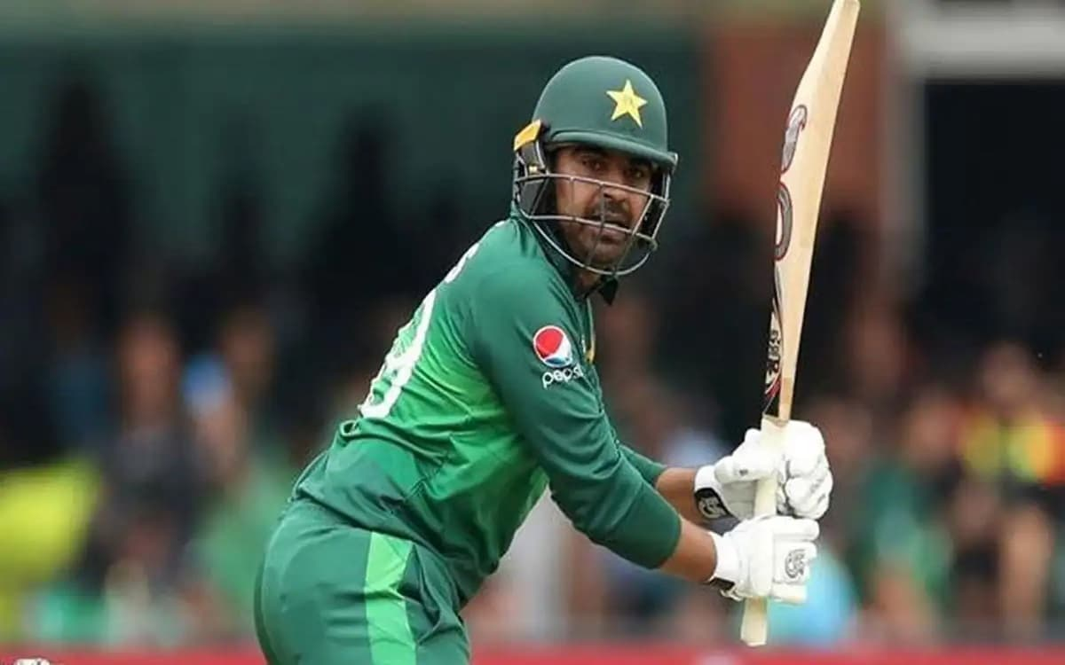 Big blow to Pakistan against England after Harris Sohail out of ODI series due to injury