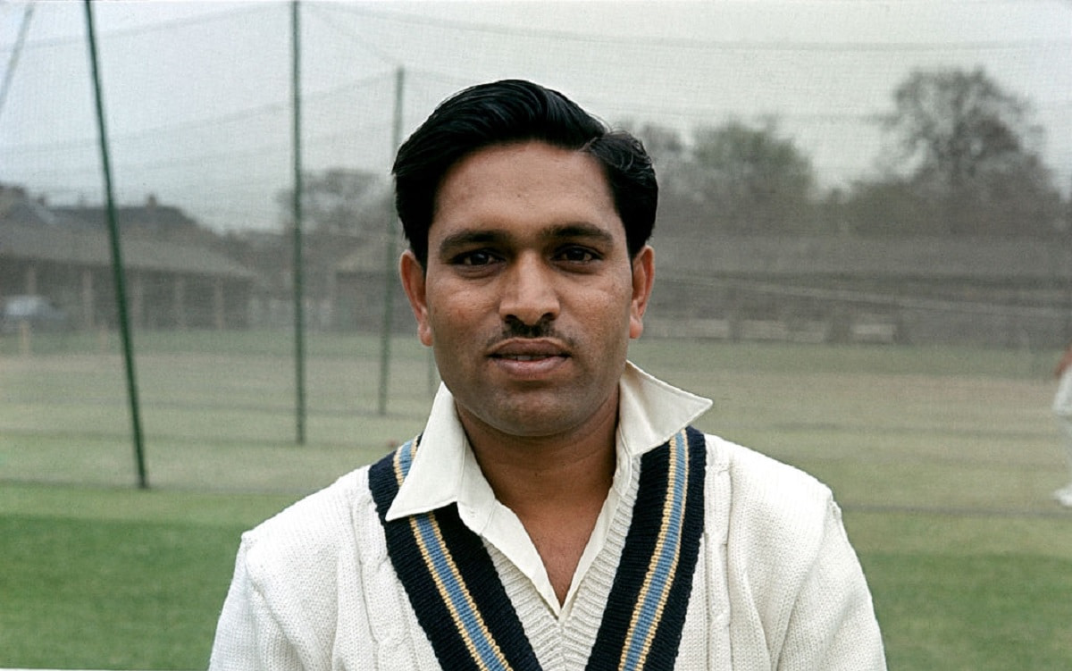 Cricket Image for Chandu Borde -  Interesting Facts, Trivia, And Records