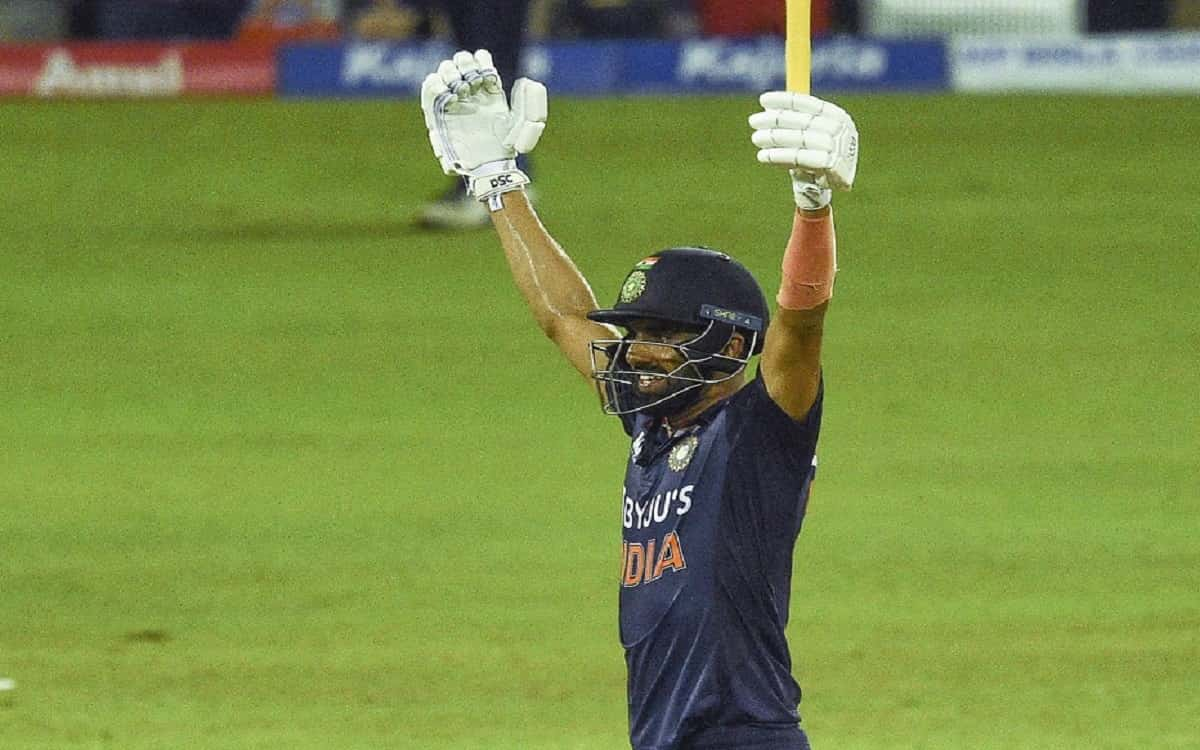 Cricket Image for Dad Not Surprised At Deepak Chahar The Batsman's Success