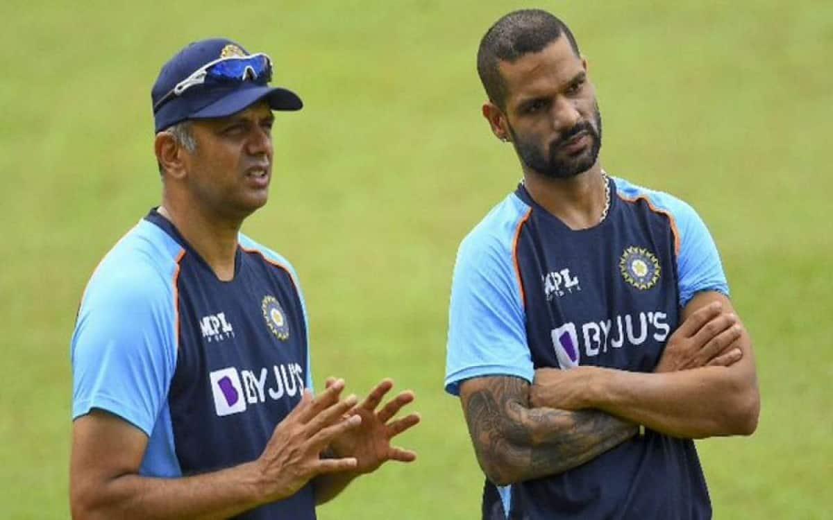 Cricket Image for खराब प्रदर्शन के बावजूद कोच द्रविड़ के हौंसले बुलंद, युवा खिलाड़ियों से जताई खास उ