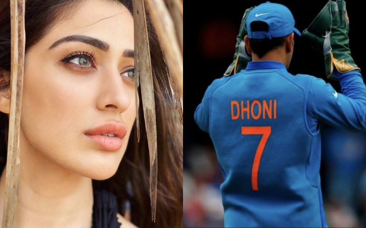 Cricket Image for 3 Actresses With Whom Ms Dhoni Name Has Been Associated