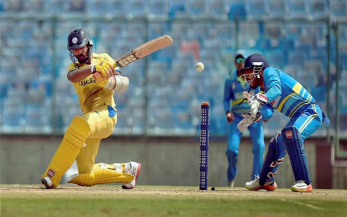 Cricket Image for Bccis Statement Marked The Start Of Domestic Cricket In India Released The Schedul