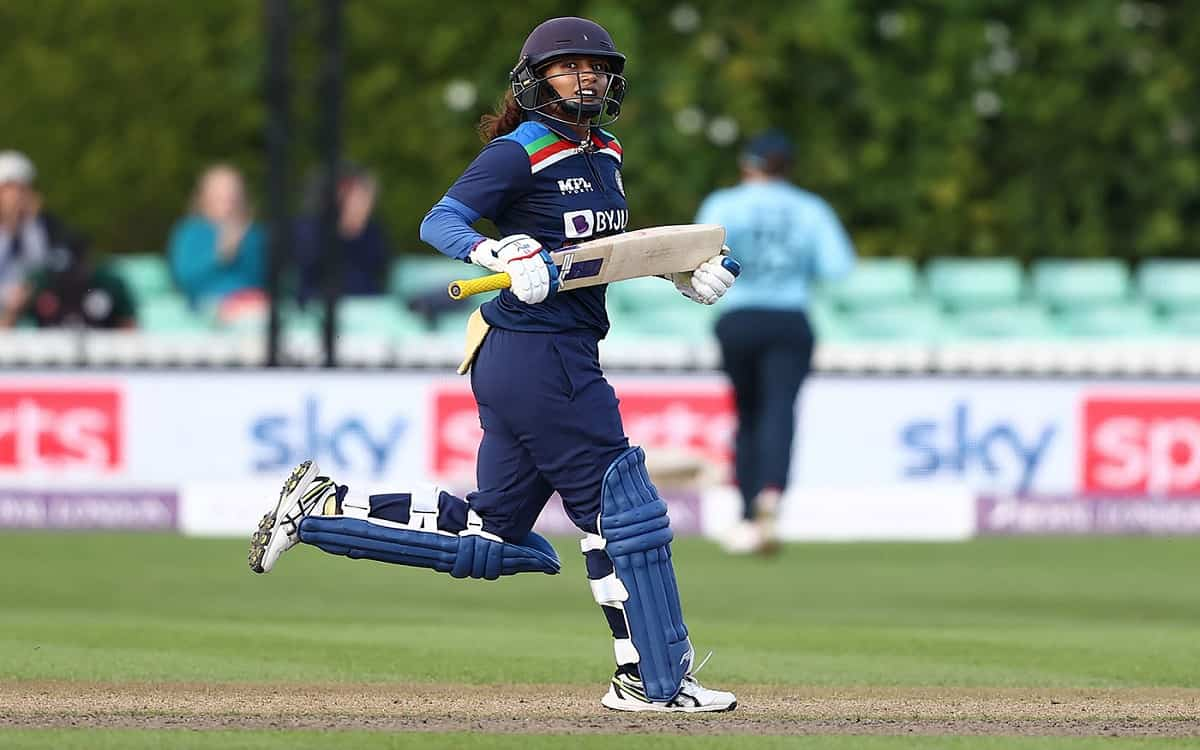 Cricket Image for Captain Mithali Raj Gave A Befitting Reply To The Critics On Slow Run Scoring Said