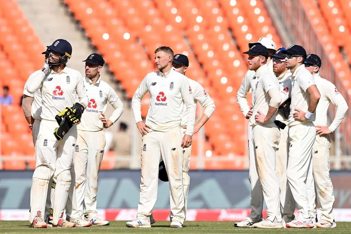 England Announces 17-Member Squad For Test Series Against India