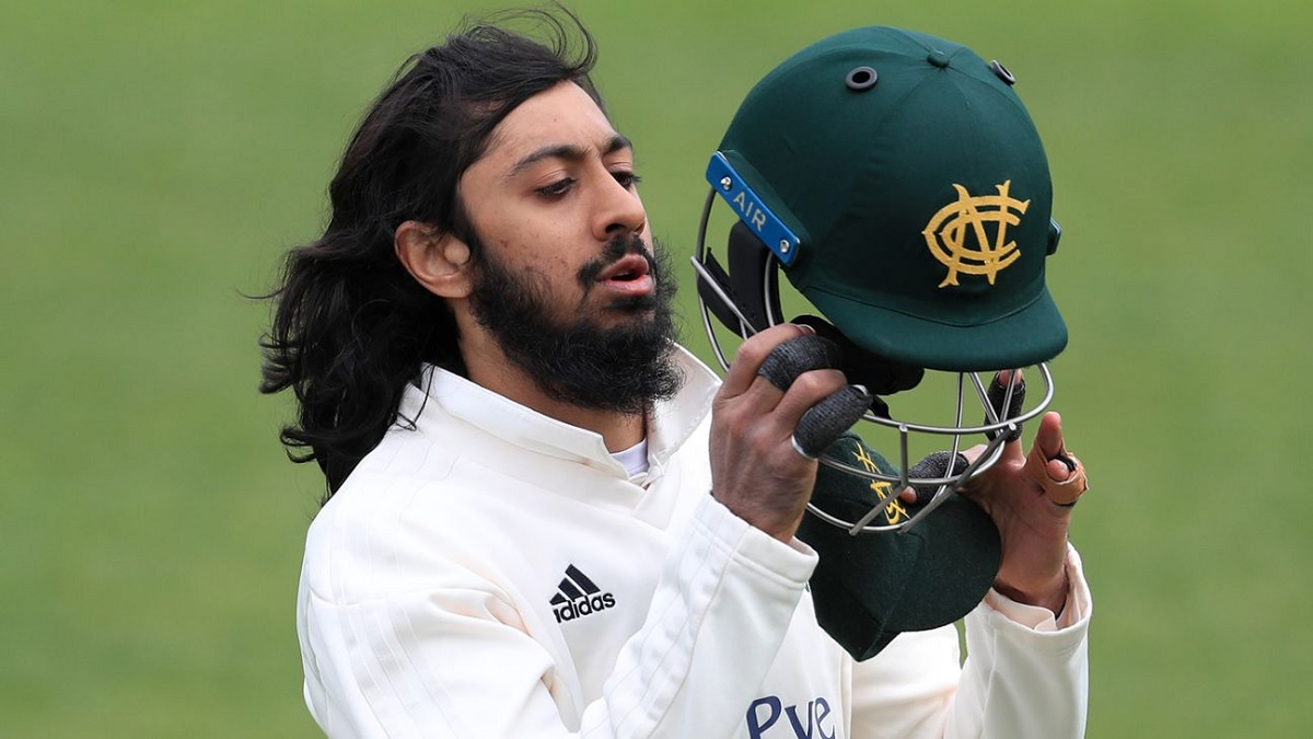 Cricket Image for Hameed Celebrates England Call-Up With Ton Against India In Warm-Up Game