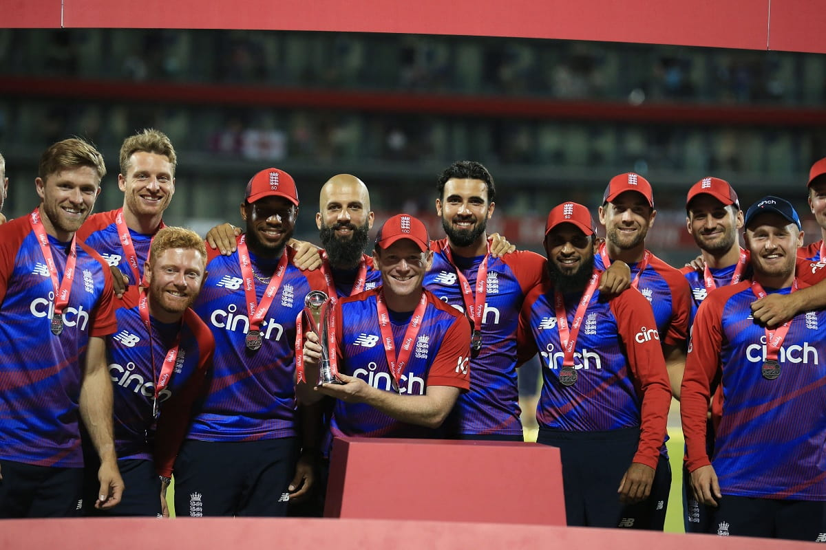 Cricket Image for England Beat Pakistan By 4 Wickets, Clinch T20I Series 2-1