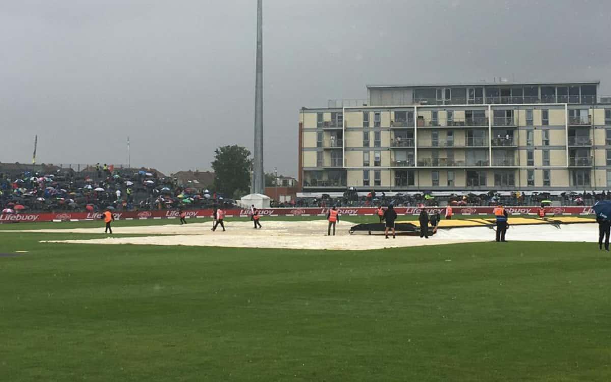 Cricket Image for ENG vs SL: England-Sri Lanka Third ODI Abandoned Due To Rain