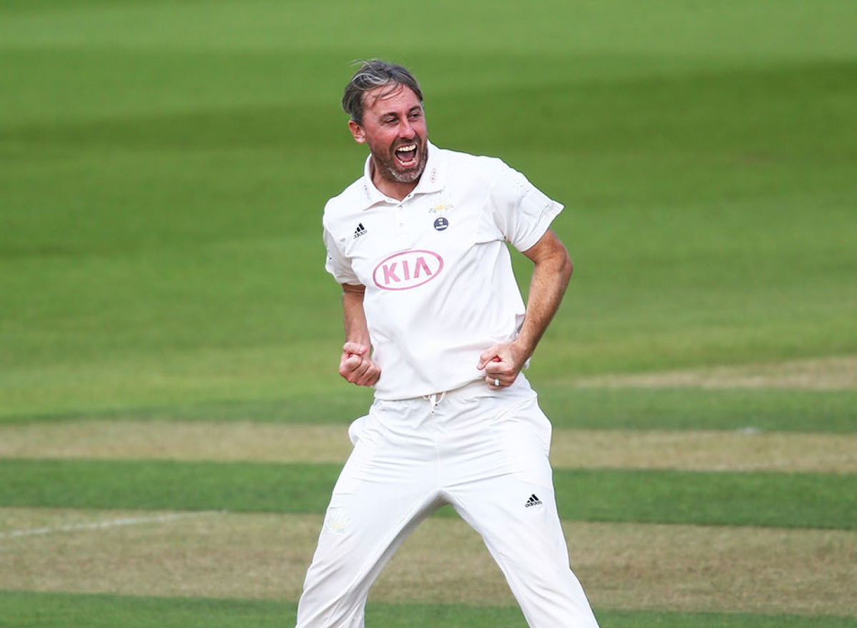 Cricket Image for England's Rikki Clarke Announces Retirement After 20-Year Career