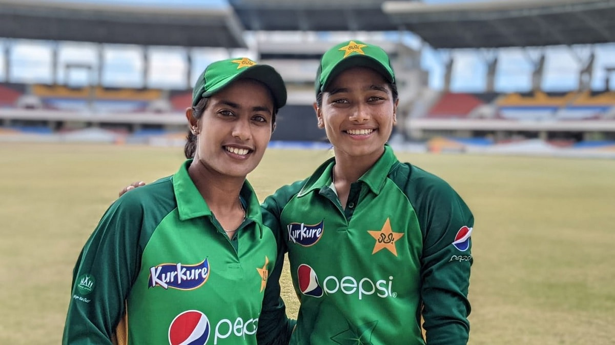 Cricket Image for Fatima Sana, Nashra Sandhu Set Up Pakistan's Win Against West Indies In 4th ODI