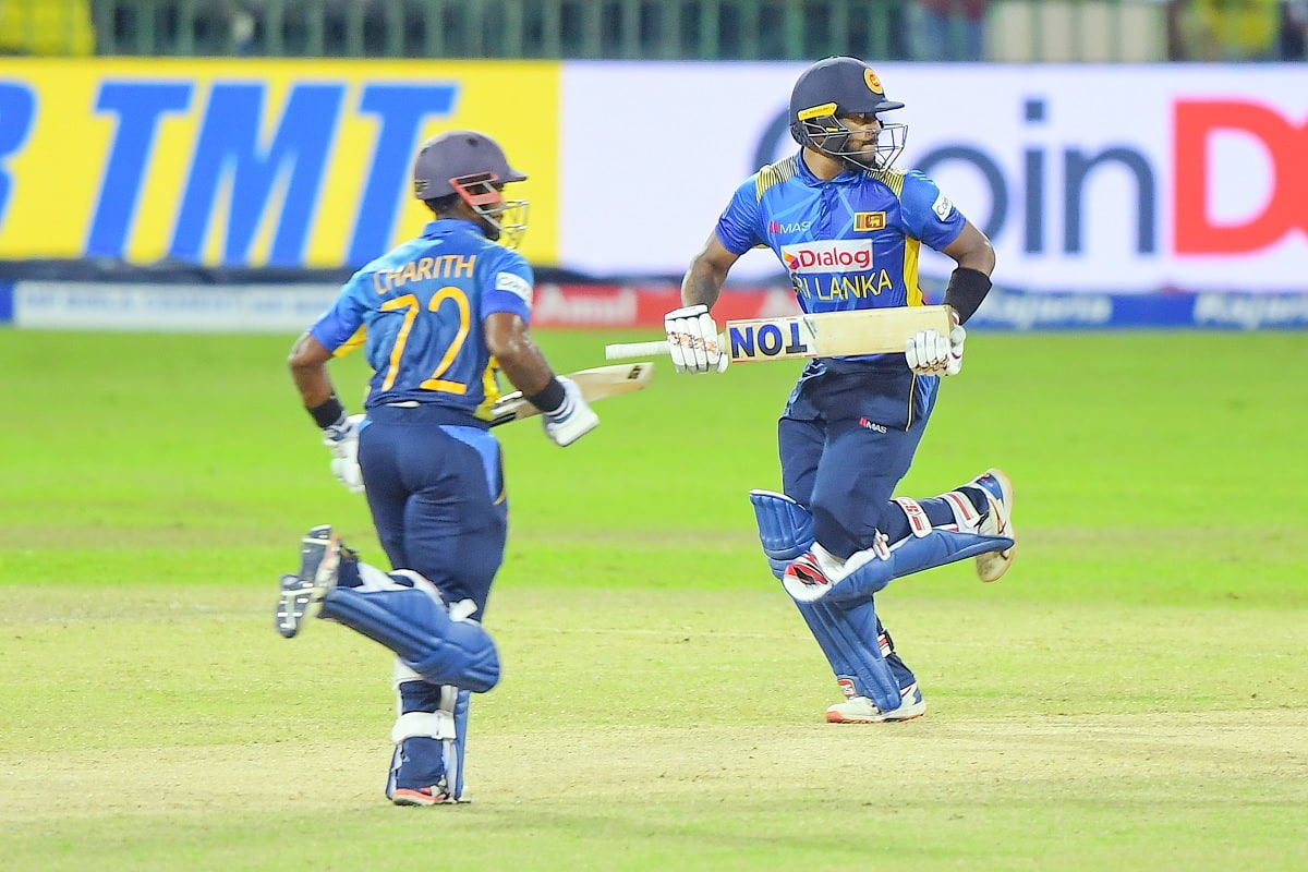 Cricket Image for Fernando, Rajapaksha Help In Sri Lanka's Consolation Win As India Clinch ODI Serie