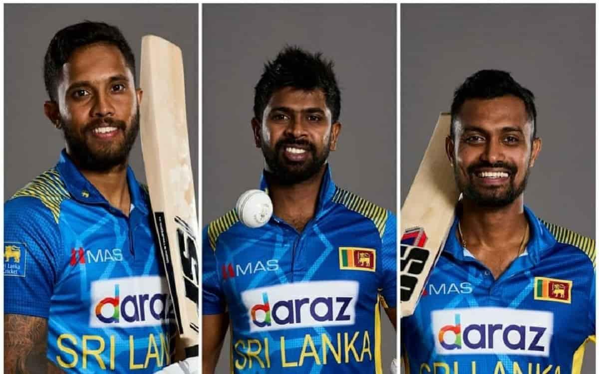 Cricket Image for Five-Member Panel To Probe Sri Lanka Cricketers' Breach