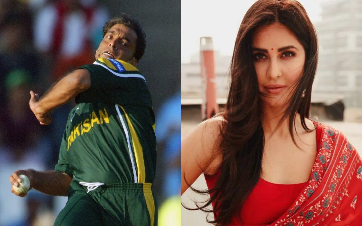 Cricket Image for Former Pakistani Cricketer Shoaib Akhtar Calls Katrina Kaif His Sister