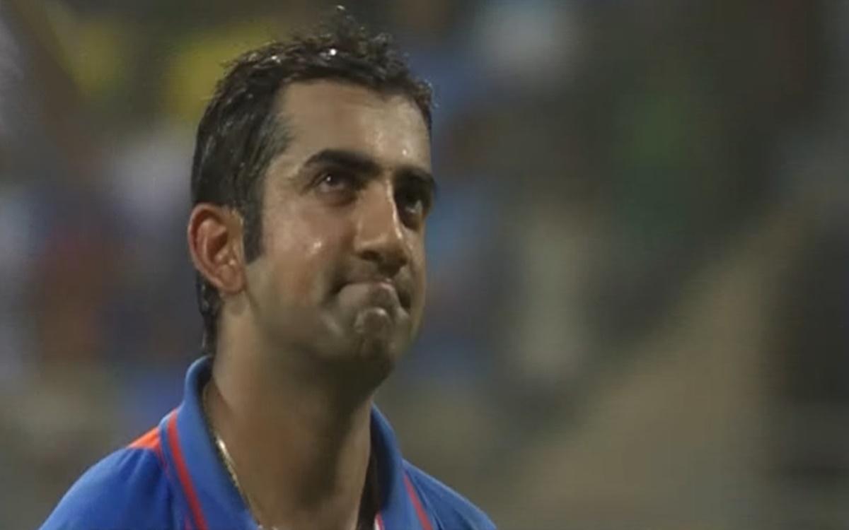 Cricket Image for Gautam Gambhir Reacts To Archer Deepika Kumari Appeal