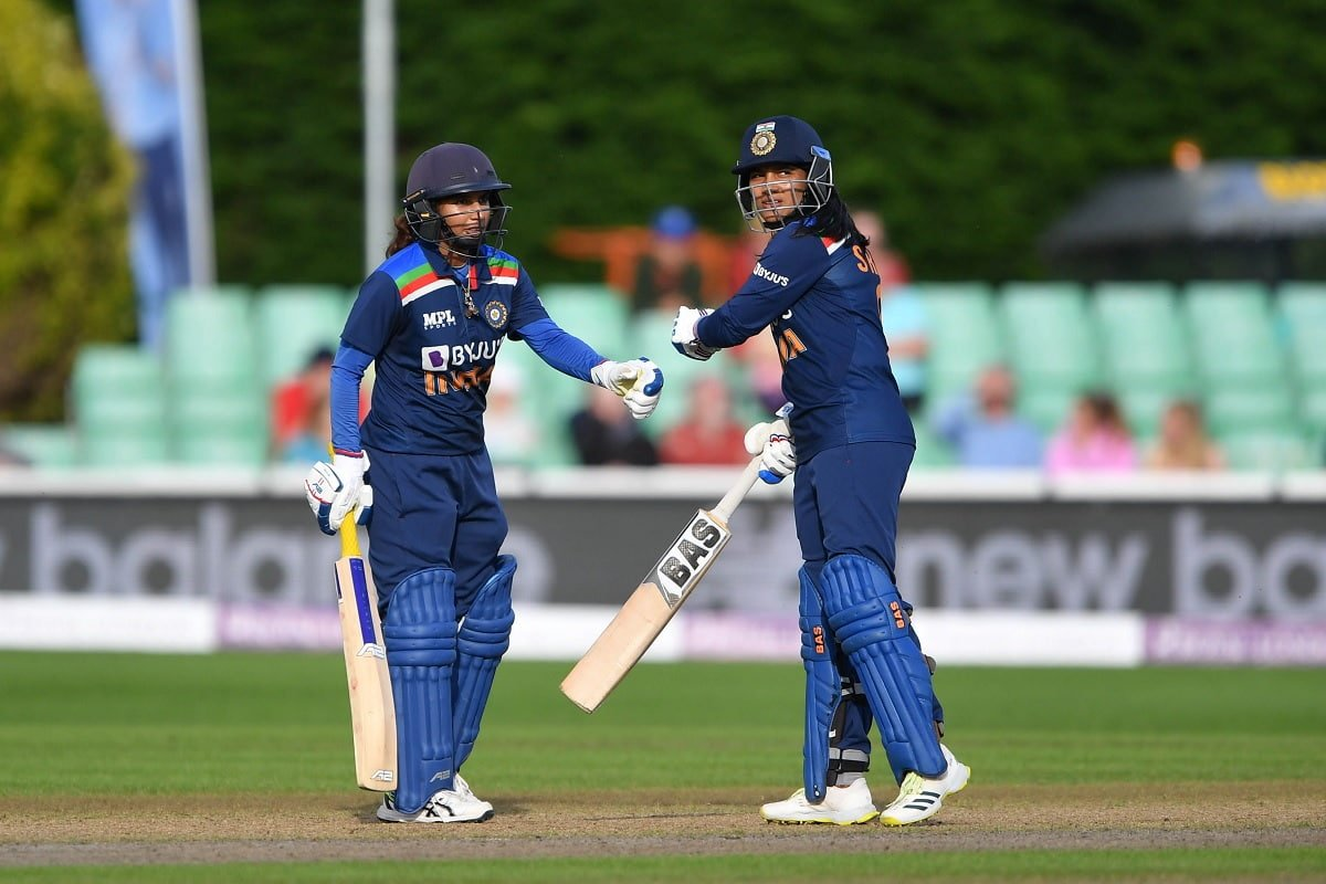 Cricket Image for Good To Have All Rounder Sneh Rana In The Team, Says Mithali Raj
