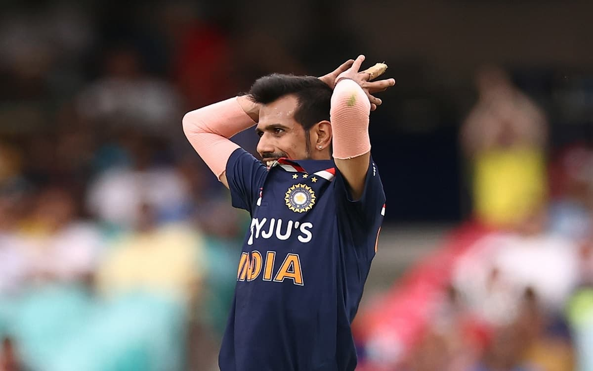 Cricket Image for Grade C Player Yuzvendra Chahal Made A Big Statement About His Performance Said No